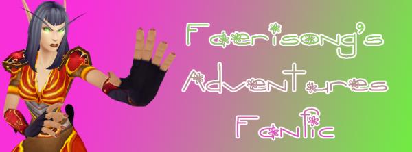 faerisongs adventures fanfic