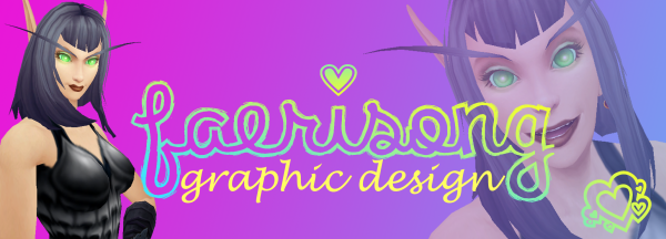 fae's graphic design