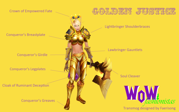 golden justice