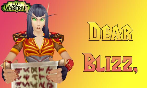 dear blizz