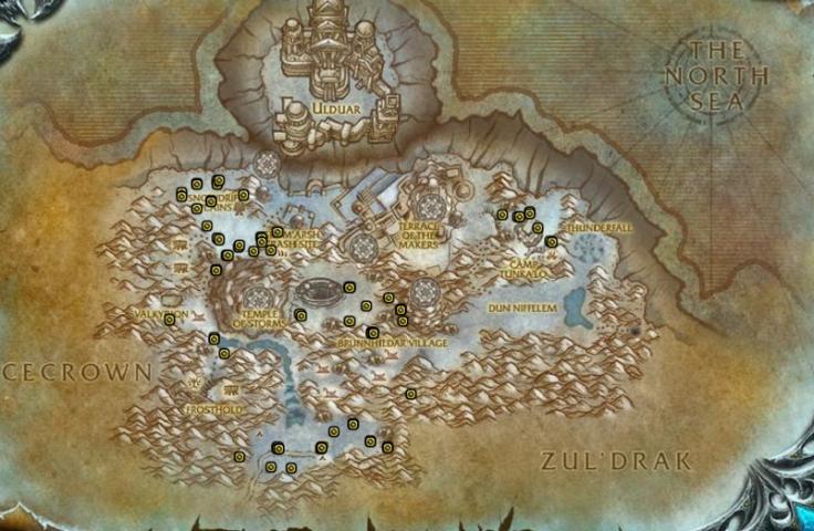 storm peaks map
